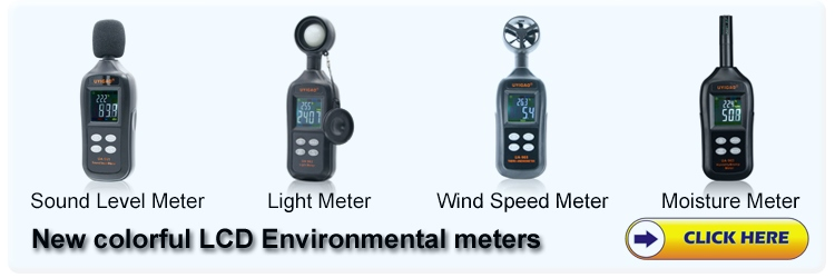 digital sound level meter wholesale